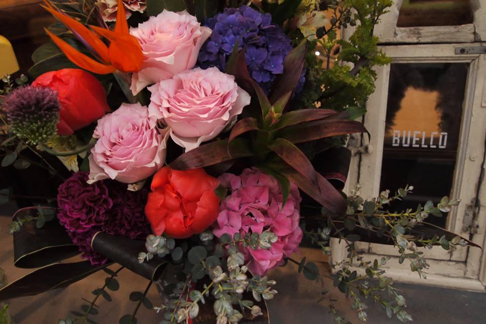 いただいた花たち
